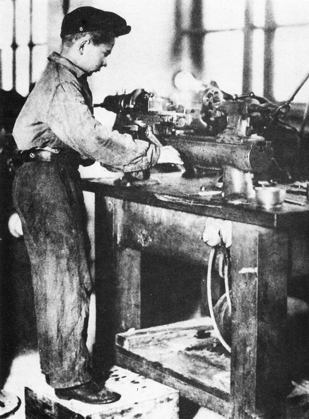 oscar machine shop